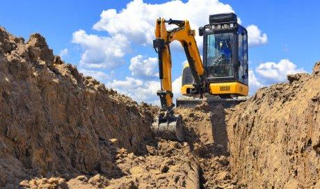 Étude des sols avant construction de bâtiment à Béziers